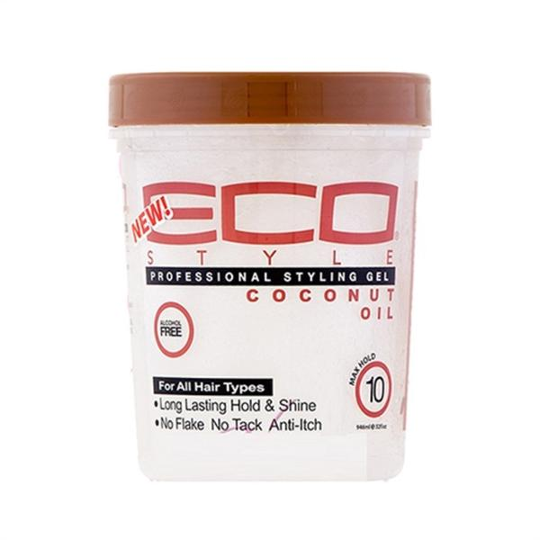 Eco Styler Coconut Oil Gel 32oz