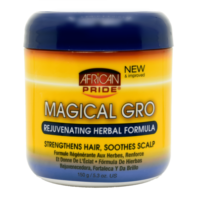 African Pride Magical Gro Rejuvenating Oil Formula