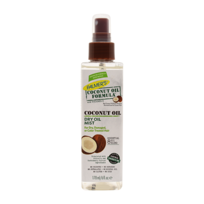 Palmer's Coconut Oil Weightless Shine Dry Oil Mist