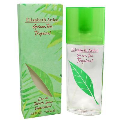 Elizabeth Arden Green Tea Tropical Eau De Toilette Spray