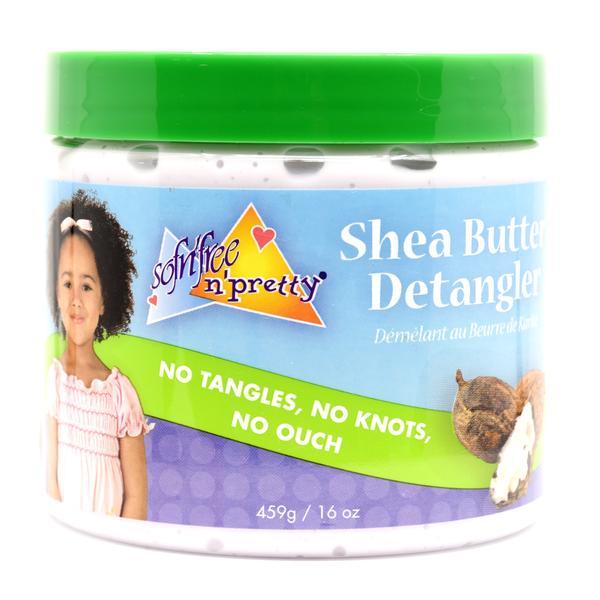 Sof N' Free N' Pretty Shea Butter Detangler