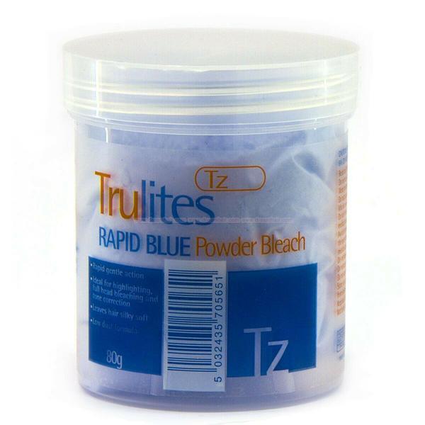 Truzone Trulites Rapid Blue Bleach