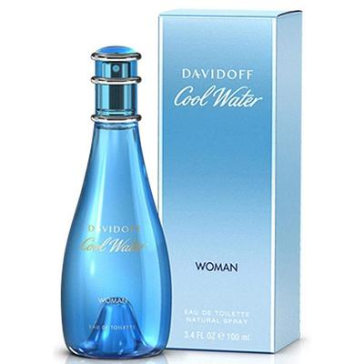 Davidoff Cool Water Woman Eau De Toilette Spray