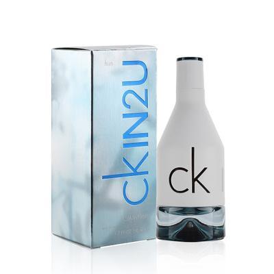 Calvin Klein In2u Eau De Toilette Spray - For Him