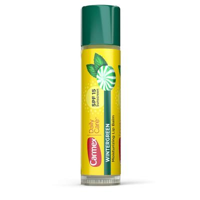 Carmex Moisturizing Lip Balm Wintergreen Tube