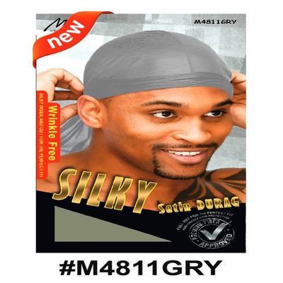 Murry Silky Durag Grey - M4811gry