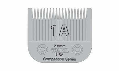 Wahl 2361-100 No.1a; Cutting Length 2.8mm