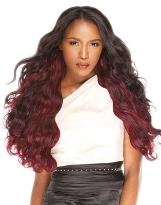 Kanubia Easy 5 Synthetic Weave Bundle - Natural Wavy