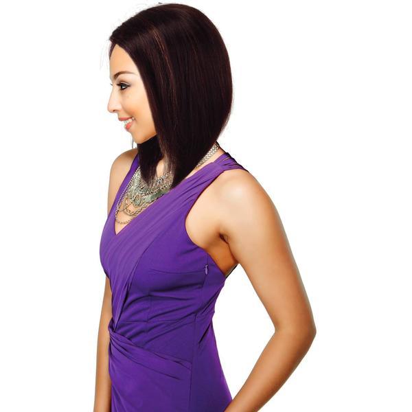 Sleek Spotlight Human Hair Lace Wig Adele
