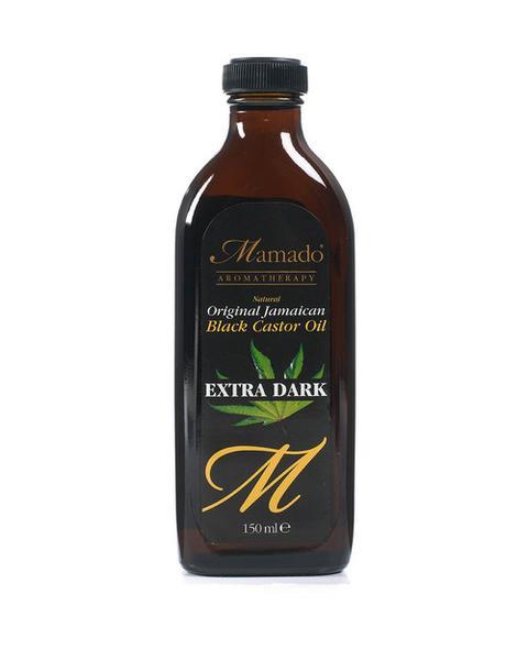 Mamado Jamaican Black Castor Oil Extra Dark