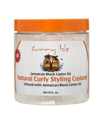 Sunny Isle Jbco Knot Free Forever Curling Custard