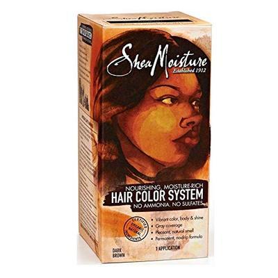 Shea Moisture Hair Color System