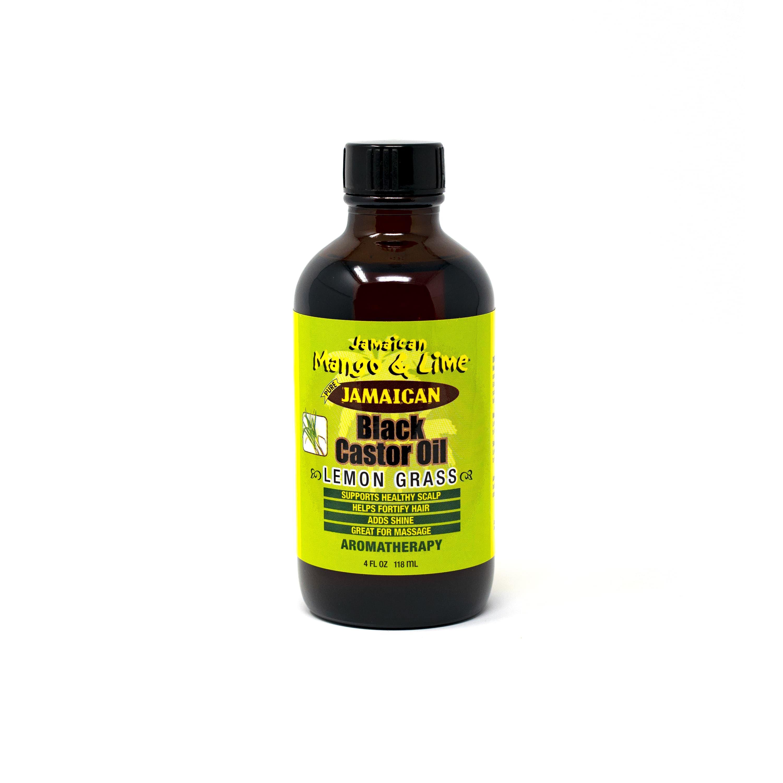 Jamaican Mango & Lime Black Castor Oil (lemon Grass)