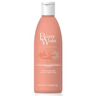 Beauty Works After Sun Colour Lockdown Shampoo
