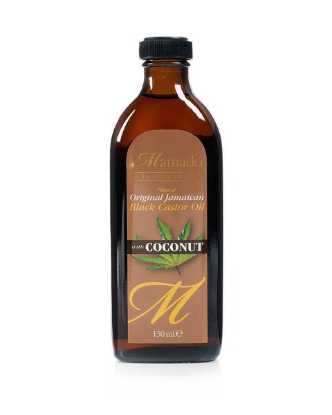 Mamado Jamaican Black Castor Oil With Coconut
