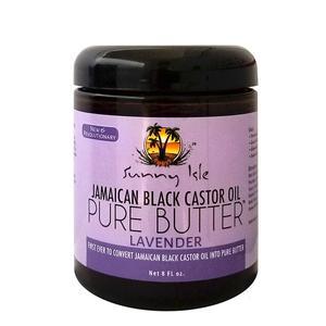 Sunny Isle Lavender Jamaican Black Castor Oil Pure Butter