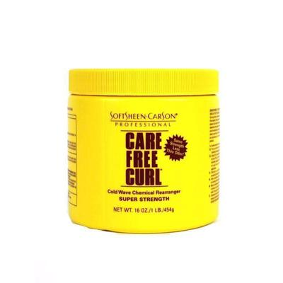 Care Free Curl Curl Chemical Rearranger