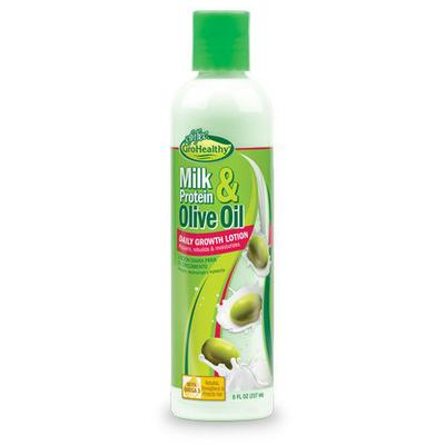Sof N' Free Gro Healthy Milk & Olive Daily Growth Lotion