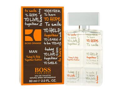 Hugo Boss Boss Orange Man Charity Edition Eau De Toilette