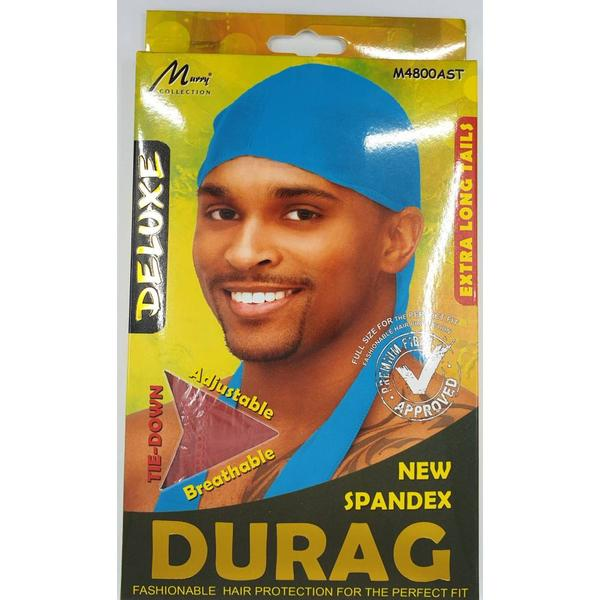 Murry Collection Tie Down Breathable Durag - M4800ast