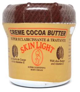 Skin Light Cocoa Butter Jar Cream