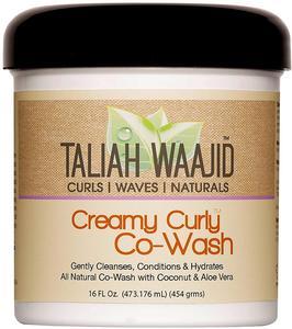 Taliah Waajid Creamy Curly Co-wash