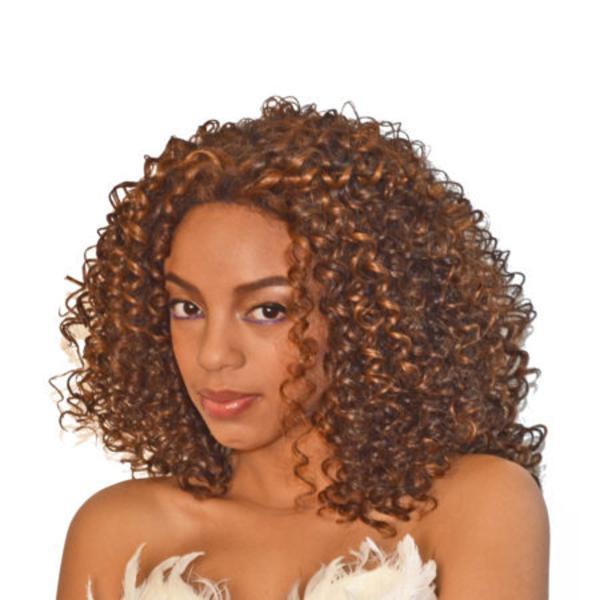 Sleek Tongable Synthetic Lace Wig Karla
