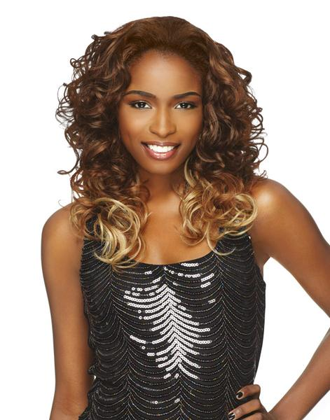 Sensationnel Instant Synthetic Hair Half Wig - Toronto