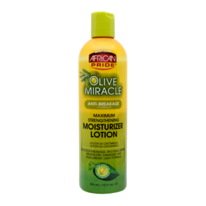 African Pride Olive Miracle Maximum Strengthening Moisturizer