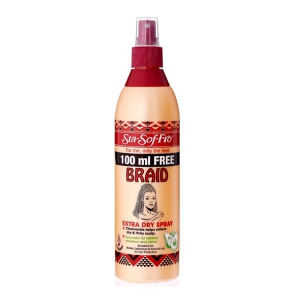 Sta Sof Fro Braidextra Dry Spray