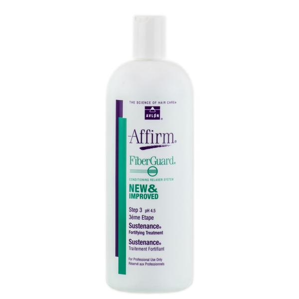 Avlon Affirm Fiberguard Sustenance Fortifying Treatment (Step 3)