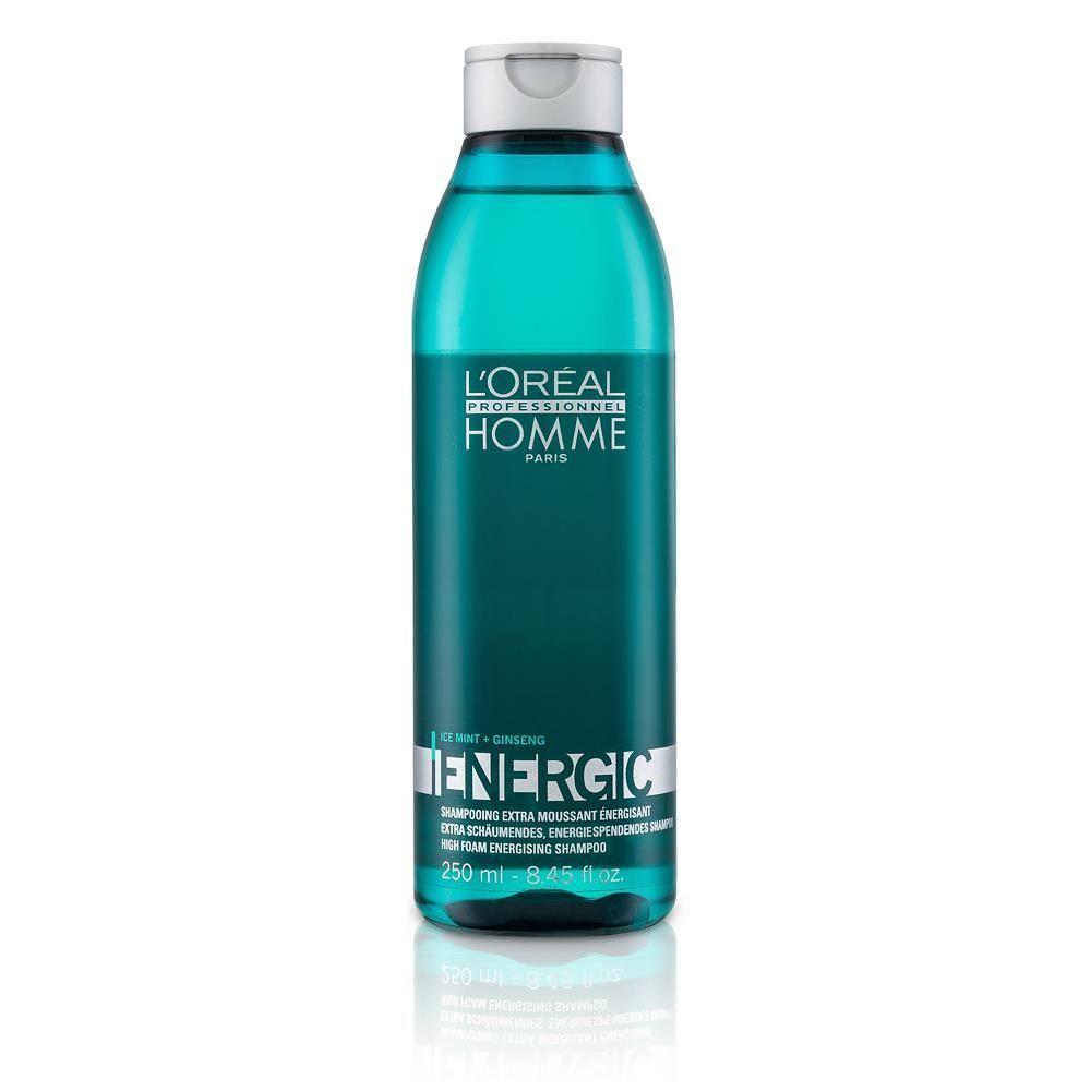 Loreal Homme Energic Shampoo
