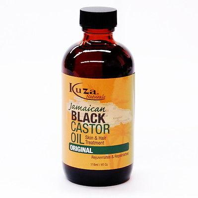 Kuza Jamaican Black Castor Oil Original