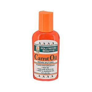 Hollywood Beauty Carrot Oil