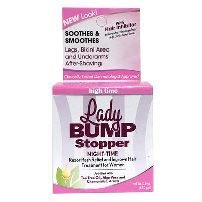High Time Lady Bump Stopper Night Time With Hair Inhibitor