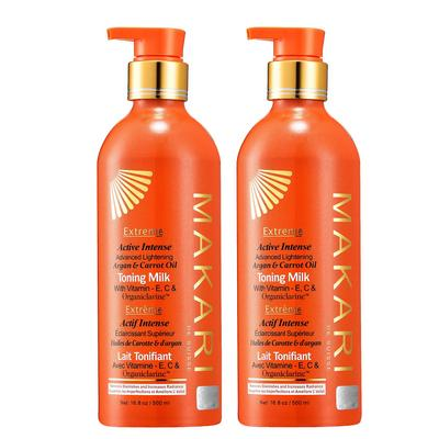 Makari Extreme Carrot And Argan Lotion
