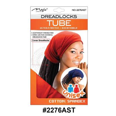 Magic Collection Cotton Unisex Dread Locks Tube 2276ast
