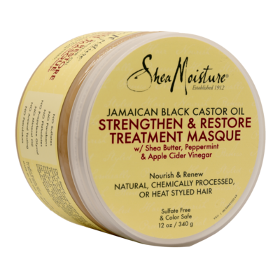 Shea Moisture Jamaican Black Castor Oil Treatment Masque