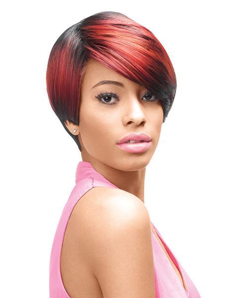Sleek Tongable Synthetic Wig Kiki