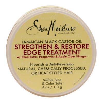 Shea Moisture Jamaican Black Castor Oil Strengthen Grow & Restore Edge Treatment