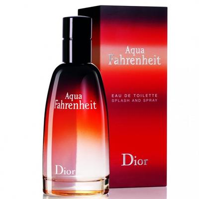 Dior Fahreinheit Aqua For Men  Edt Spray