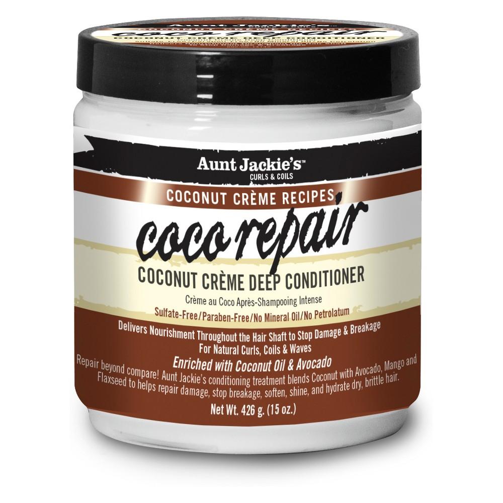 Aunt Jackie's Coco Repair Deep Conditioner