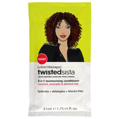 Twisted Sista 2 In 1 Moisturizing Conditioner Sachet