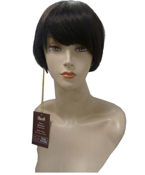 Rush Brazillian Human Hair Wig Pearl