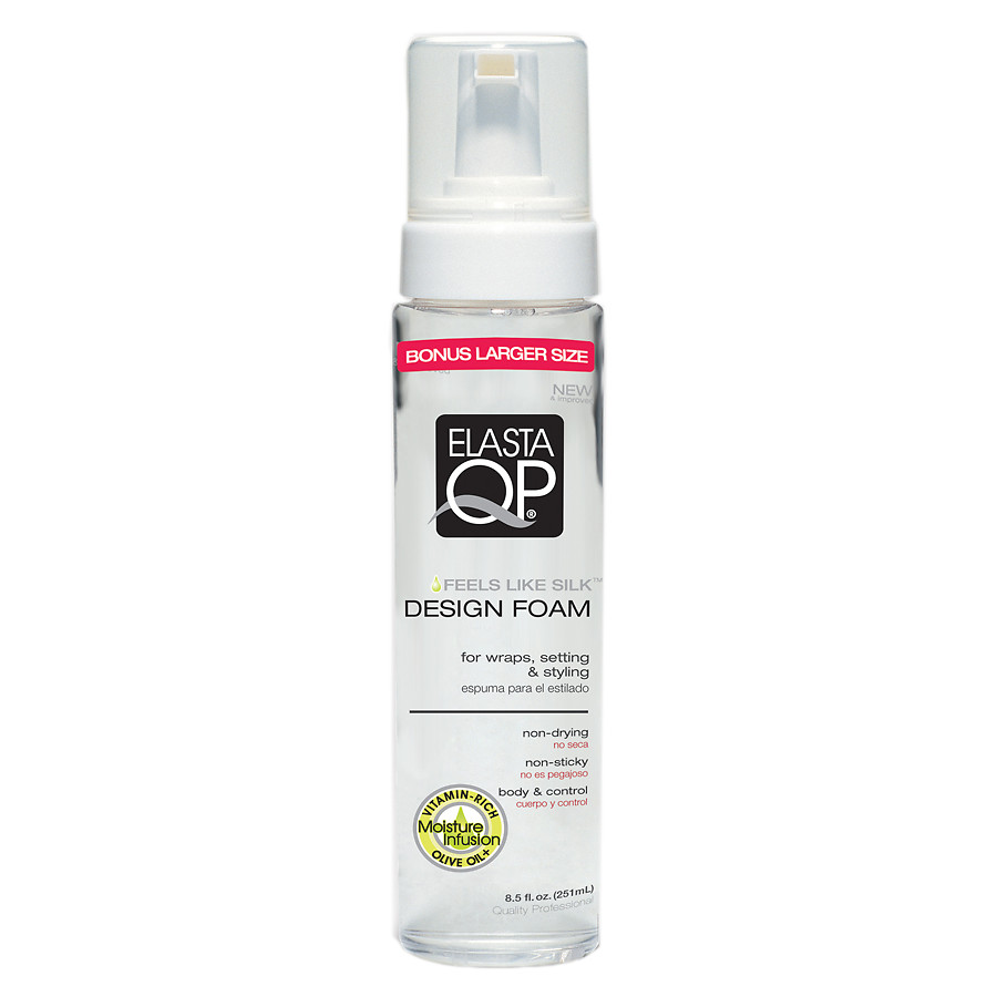 Elasta Qp Design Foam 8.5oz