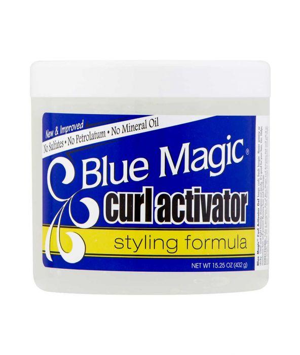 Blue Magic Curl Activator Gel 13.75oz (432g)