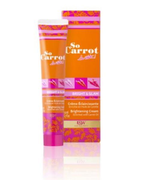 Fair & White So Carrot So White Brightening Cream Tube