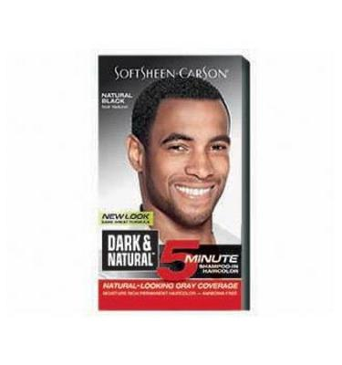 Magic Dark And Natural Permanent Men's Hair Color