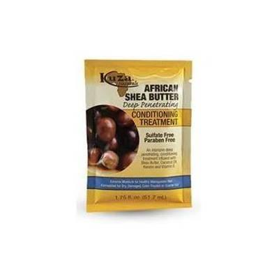 Kuza African Shea Butter Deep Penetrating Conditioning Treatment