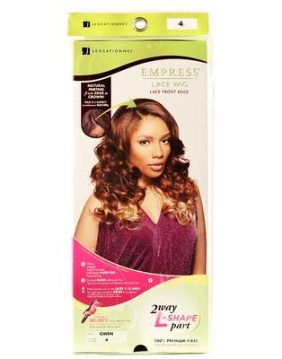 Sensationnel Empress Synthetic Lace Front Edge Wig - Gwen